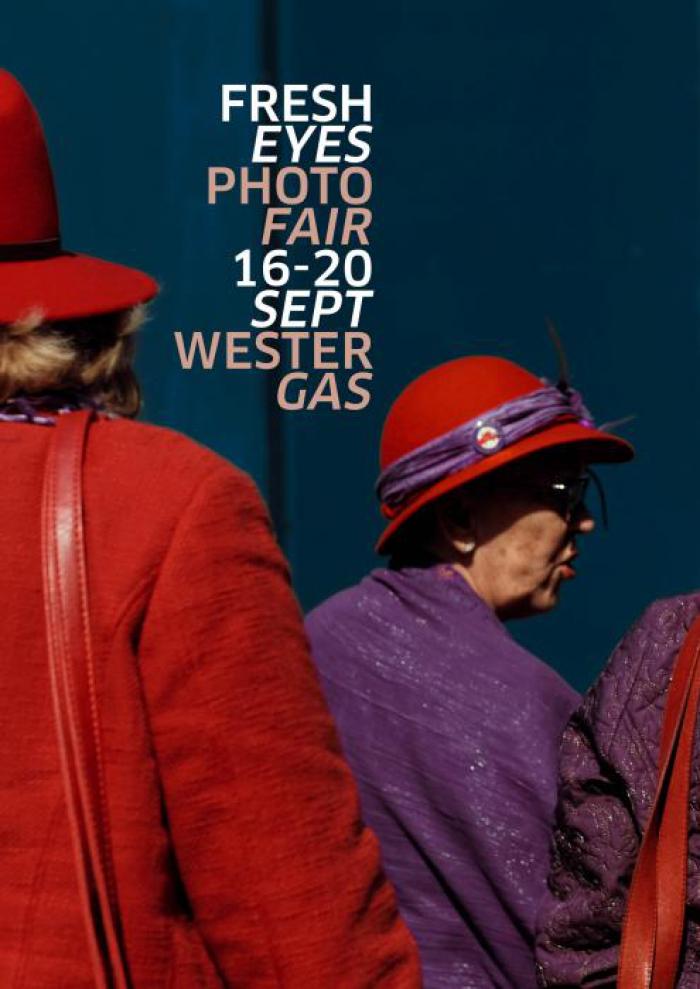 Wij heten u van harte welkom op de Fresh Eyes Photo Fair!