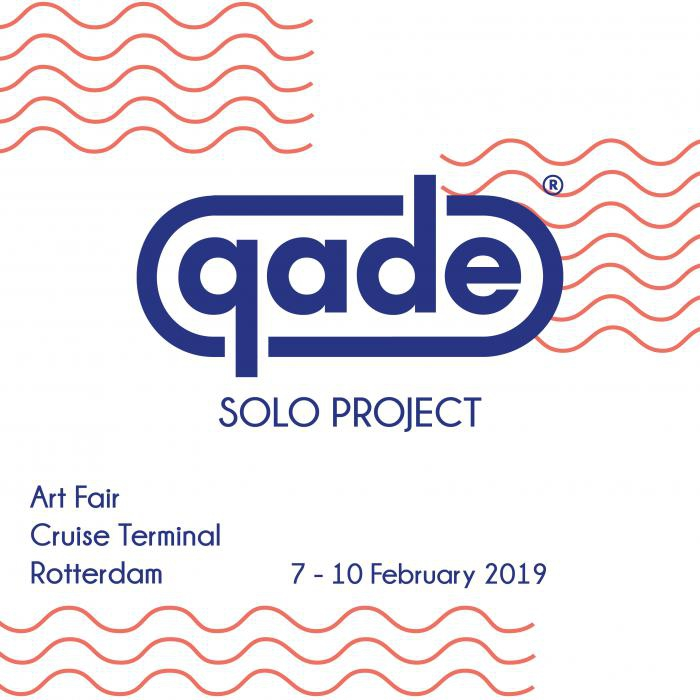 Qade Solo Projects 7 - 10 februari 2019 - Stand #16
