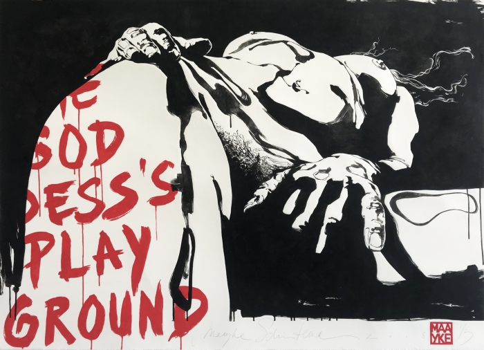 The Goddess' Playground