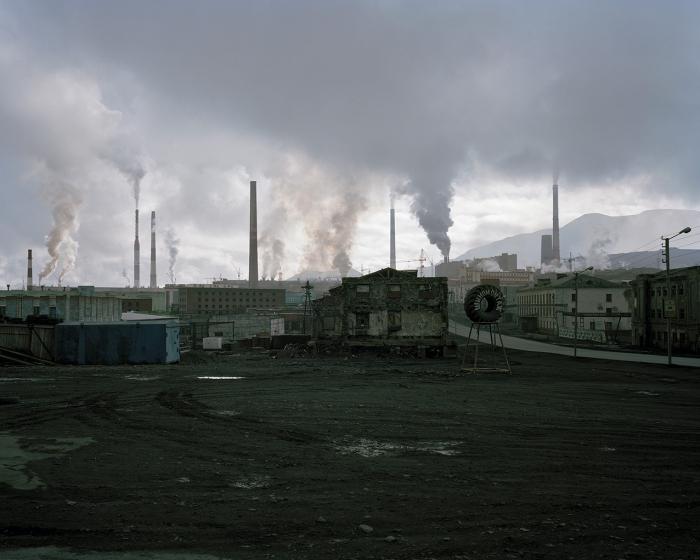 Nickel Factory, August 2015