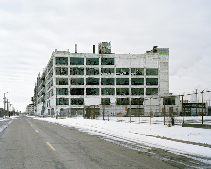 The Fisher Body Plant 21, January 2014