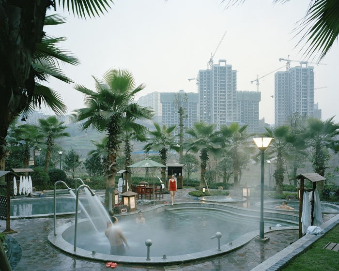 Hot Springs Spa, January 2015