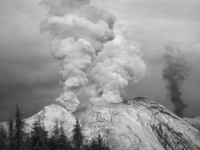Industrialized eruptions