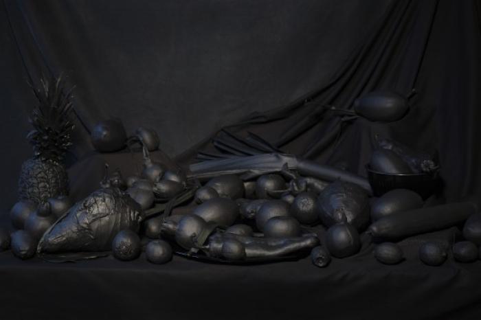 Black Composition