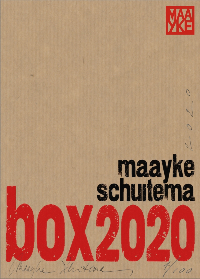Box2020 (SOLD OUT)