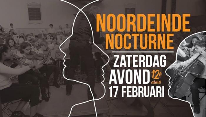 Zaterdagavond 17 februari - Noordeinde Nocturne