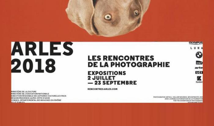 Patrick Willocq exposeert op fotofestival Rencontres d'Arles 2018