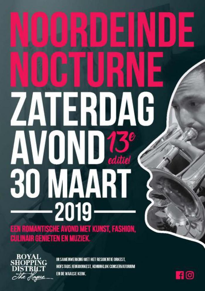 30 maart 2019 - Noordeinde Nocturne Evenement