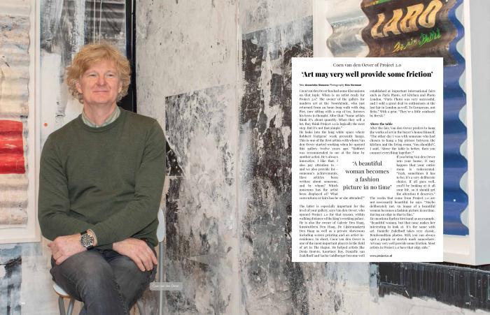 Interview | Kunst mag best een beetje wringen